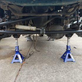 HD Steering Install