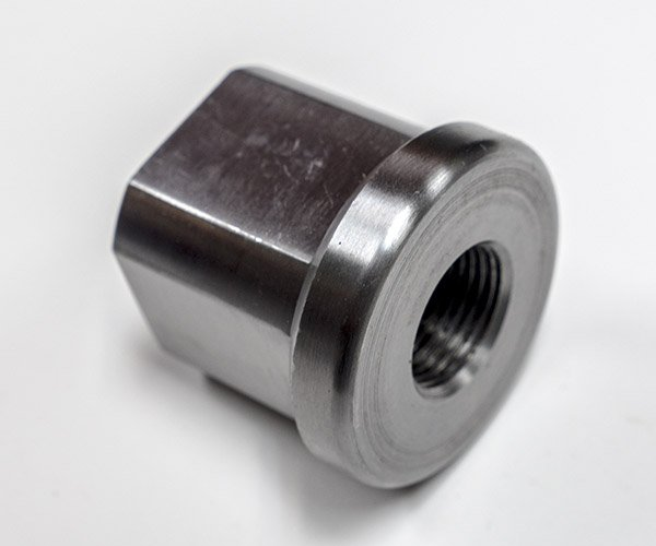 Tube adapter quot id square trail forged