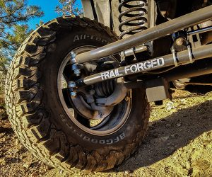 WJ HD Steering Kit - Trail Forged