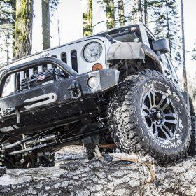 Trail Forged JK OTK Steering