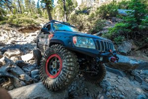 Trail Forged UGG Build on the Rubicon