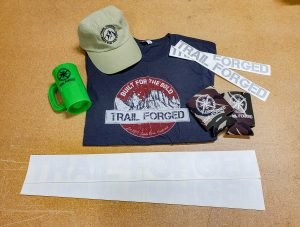 Trail Forged Ultimate Swag Pack