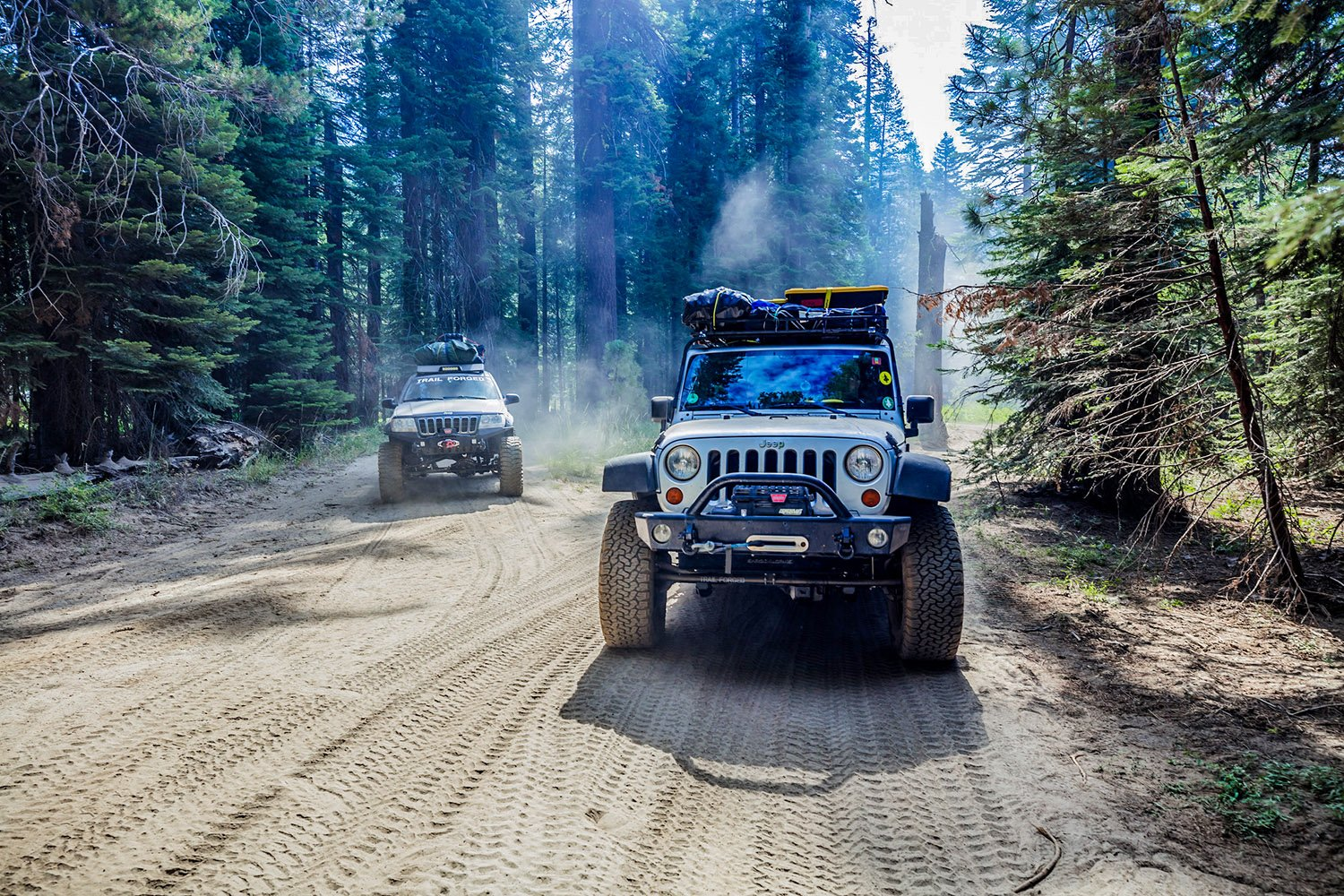Trail Forged 2018 Jeepers Jamboree Rubicon Trail