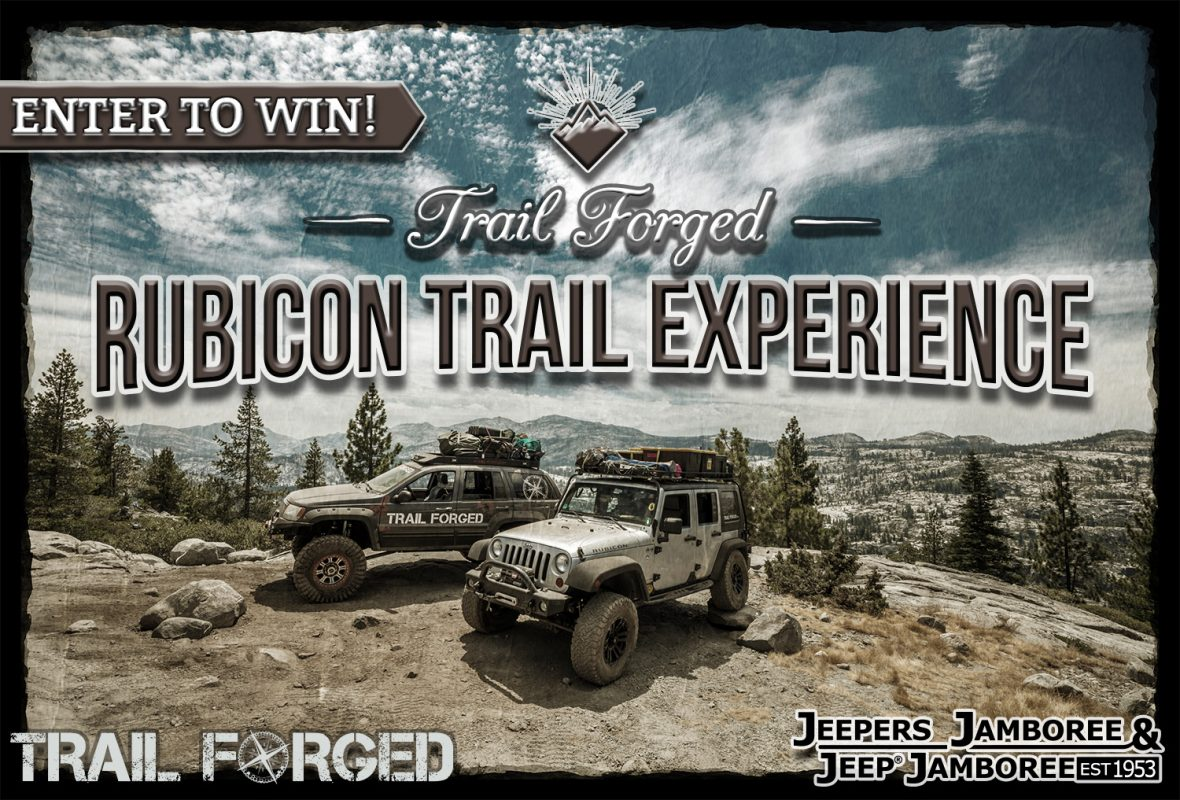 Trail Forged 2019 Rubicon Trail Experience