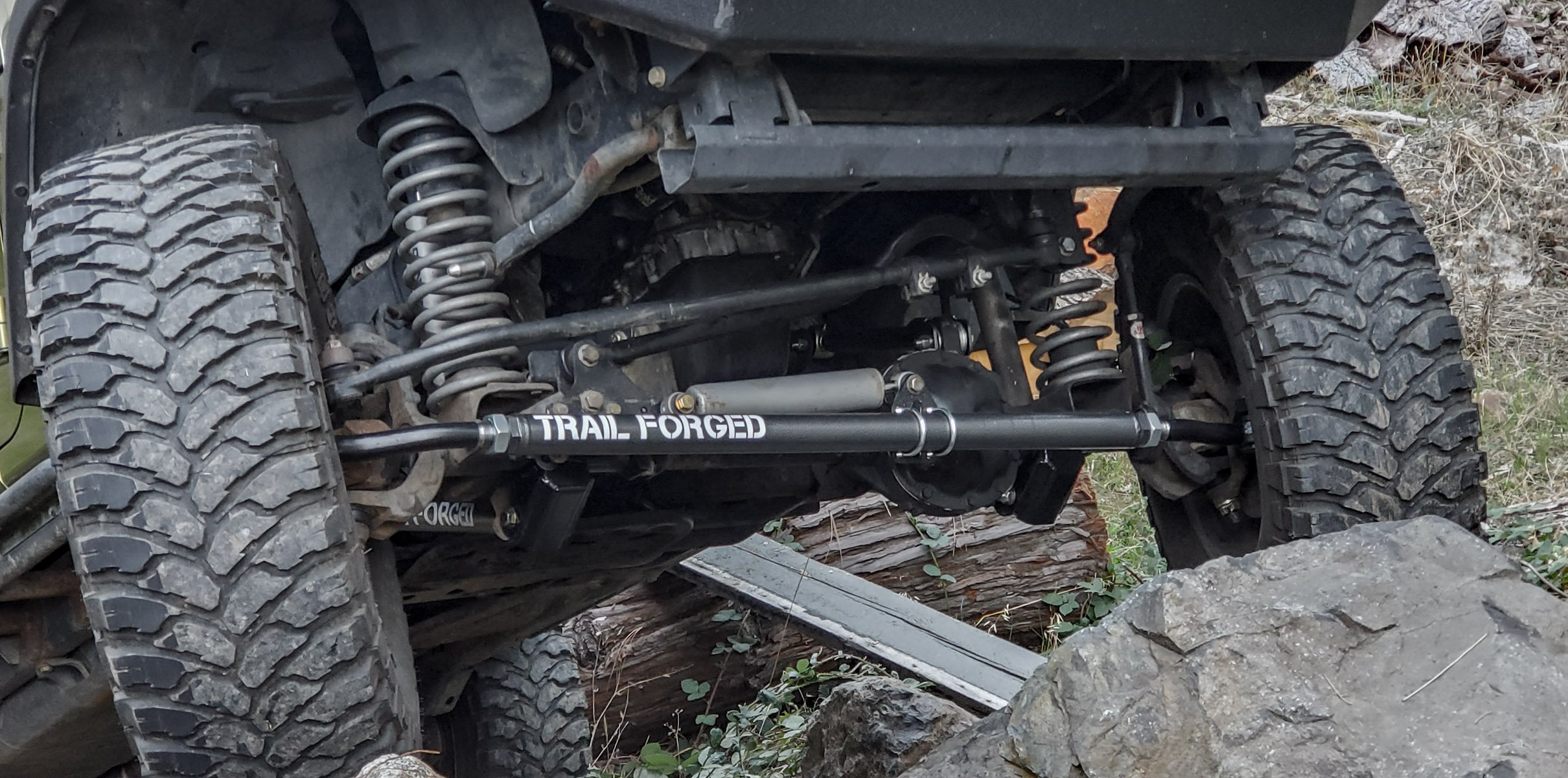 Trail Forged JK 2.5 Ton Tie Rod